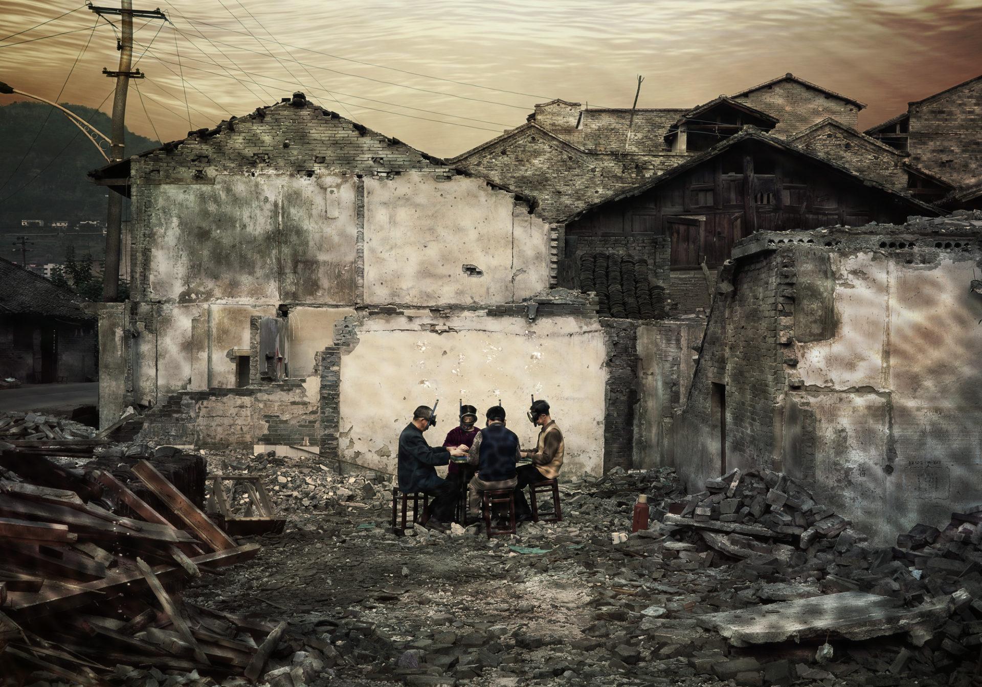 Déraciné (2007) © Yang Yi