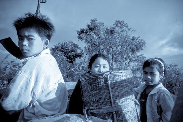 Environs de Pakse, Laos ©PPC