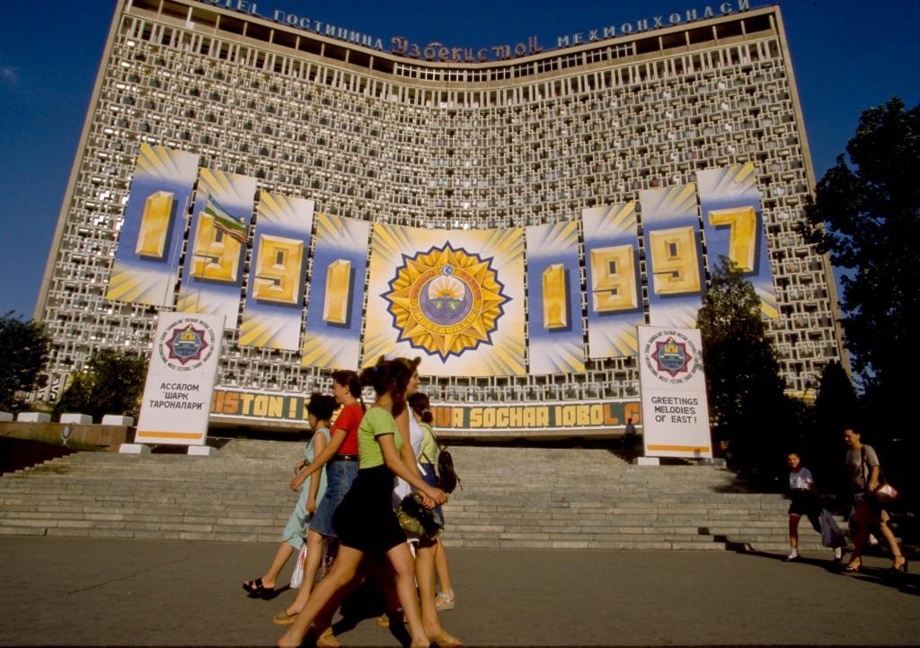 Ouzbékistan, Tachkent © ppc