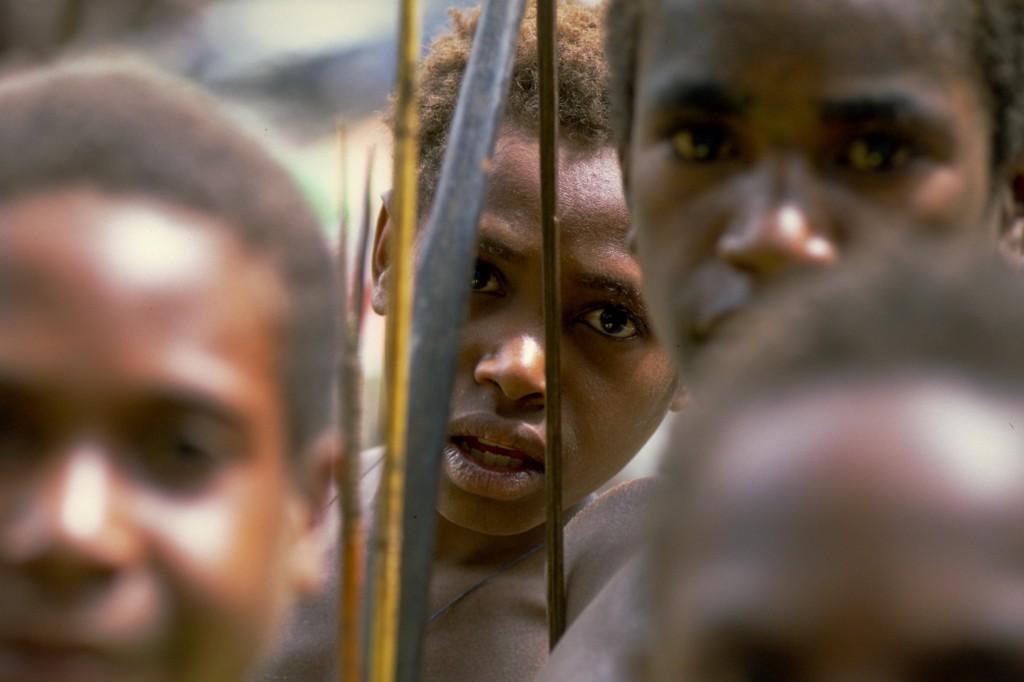 Populations Yali, Hautes terres papoues © Philippe Pataud Célérier