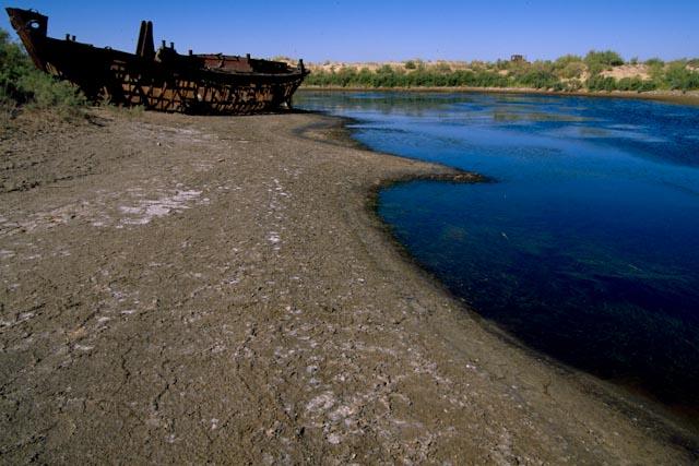 Mer d'Aral, Ouzbékistan © ppc