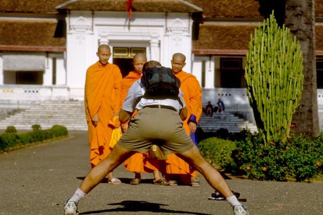 Le tourisme doit se développer, Luang Prabang, Laos © ppc