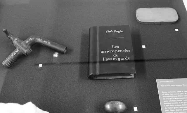Fondation du doute, Blois, Charles Dreyfus © ppc