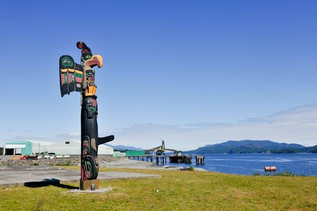 Canada, Colombie britannique, Campbell, île de Vancouver,  2013 © PPC