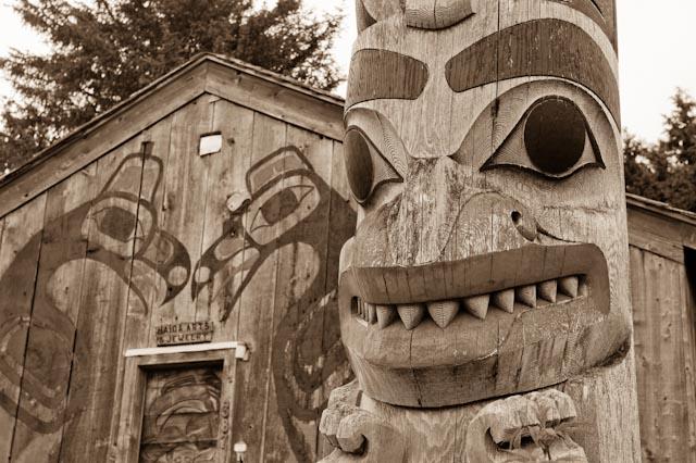 Old Masset, Haida Gwaii ©ppc