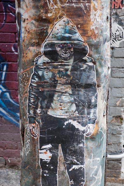 Serial killer, Vancouver © ppc