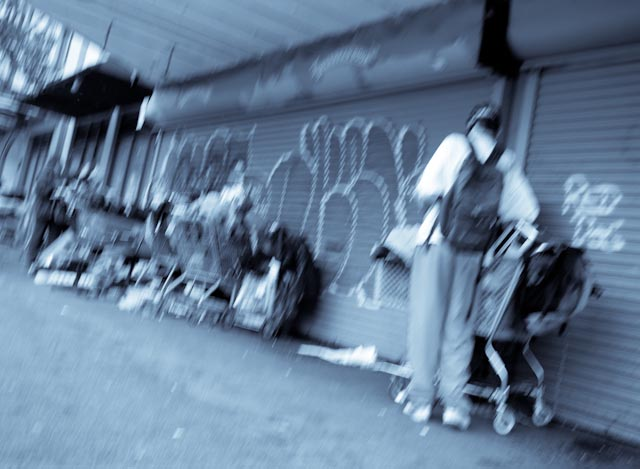 Vancouver, Downtown Eastside © ppc