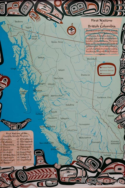 First nations of British Colombia
