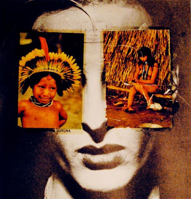 © Anna Bella Geiger, série Historia do Brasil, 1975