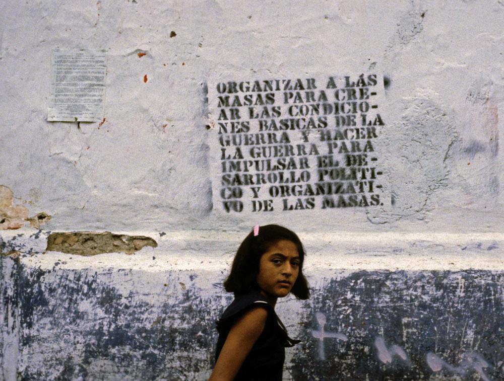 © Marcello Montecino, Managua, 1979