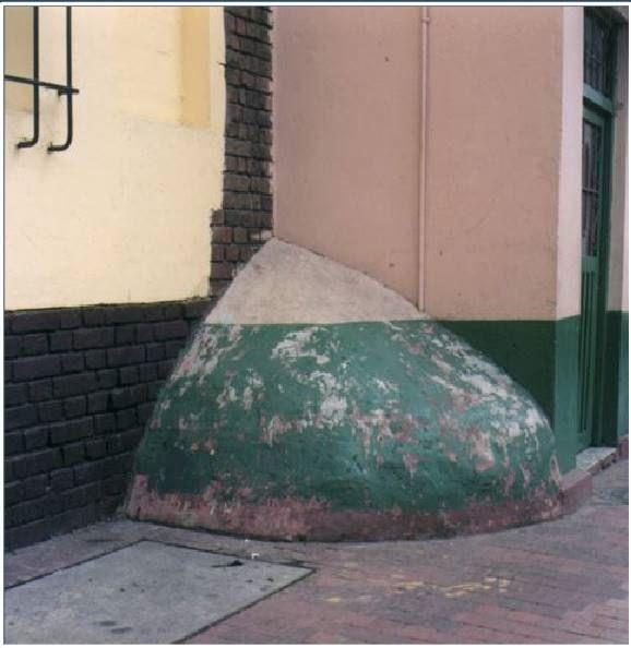 © Rosario Lopez, esquinas gordas N°6, 2000