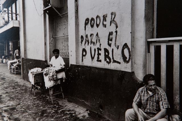 © Paolo Gasparini, Le pouvoir au peuple