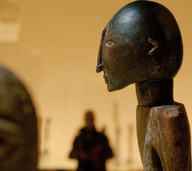Exposition Dogon, quai Branly © ppc