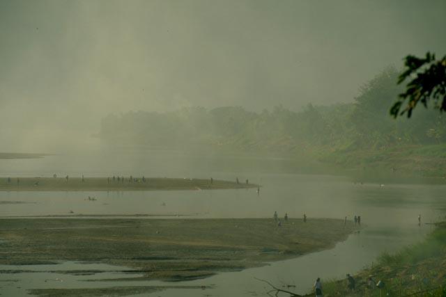 Le Mékong vu du Laos © www.philippepataudcélérier.com