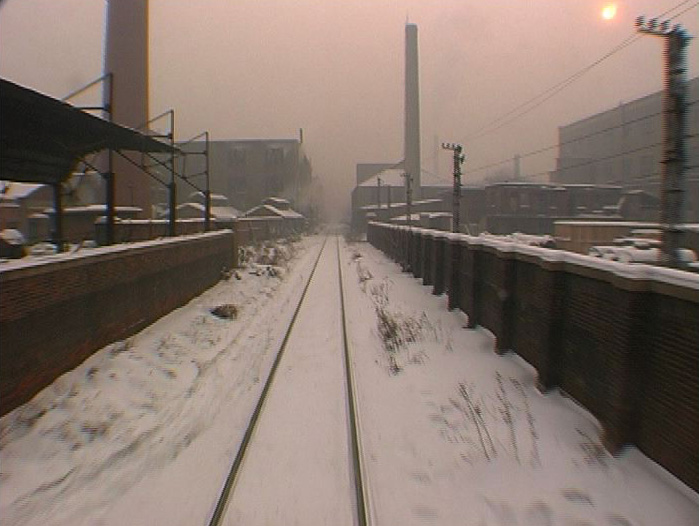 """""""À l'ouest des rails"""", Partie 1, """"Rouille"""", © Wang Bing"""