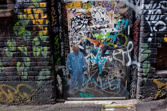 Canada, Vancouver, DTES © Philippe Pataud Célérier