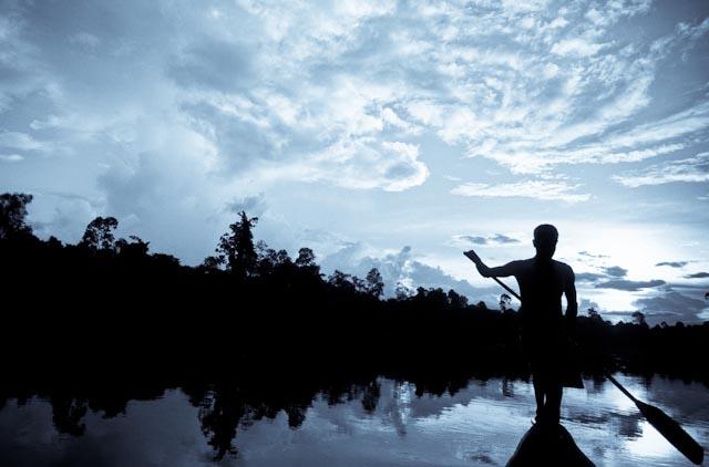 Dairam kabur, Korowai, Papouasie © www.philippepataudcélérier.com