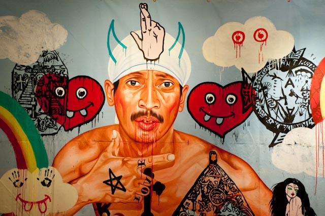Biennale de Djakarta, 2009 © Philippe Pataud Célérier