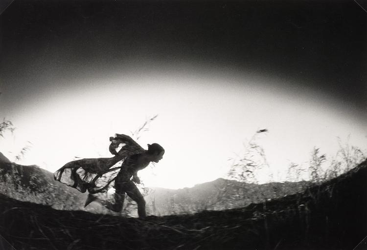 """© Eikoh Hosoe """"Kamaitachi"""" #31, 1968"""
