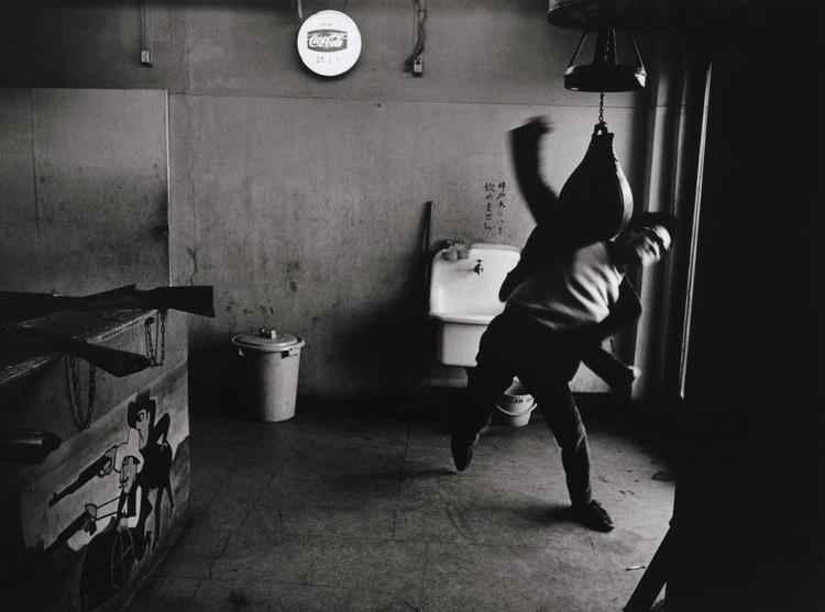 © Shomei Tomatsu Takuma Nakahira, Shinjuku, Tokyo, 1964