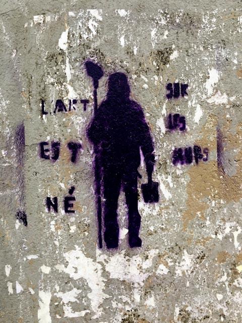 L'art est né sur les murs, 2016 © www.philippepataudcélérier.com
